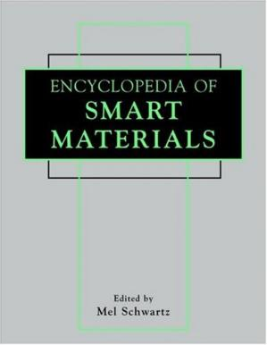 Book cover Encyclopedia of smart materials
