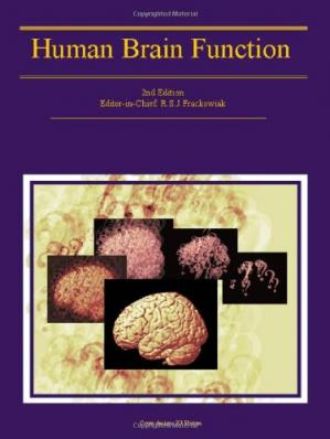 ปกหนังสือ Human Brain Function, Second Edition