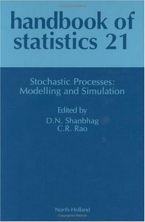 Обкладинка книги Stochastic Processes: Modeling and Simulation