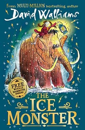Book cover The Ice Monster