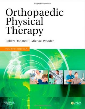 Book cover Orthopaedic Physical Therapy