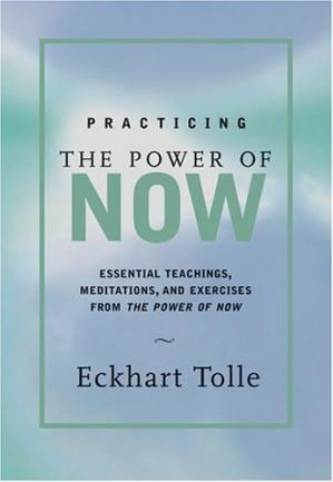 Book cover Practicing the Power of Now