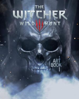 Book cover The Witcher 3: Wild Hunt ArtBook