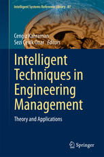 表紙 Intelligent Techniques in Engineering Management: Theory and Applications