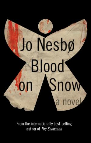 Book cover Blood on Snow