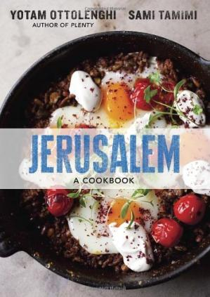 Book cover Jerusalem: A Cookbook