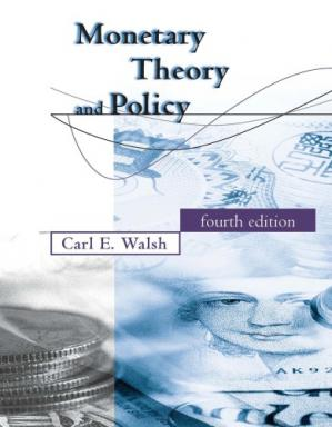 Book cover Monetary Theory and Policy