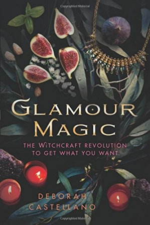 Portada del libro Glamour Magic: The Witchcraft Revolution to Get What You Want