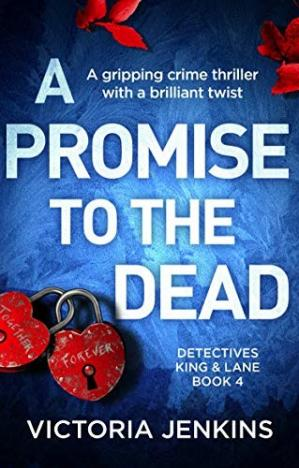Book cover A Promise to the Dead