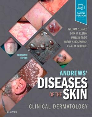 Copertina Andrews' Diseases of the Skin: Clinical Dermatology
