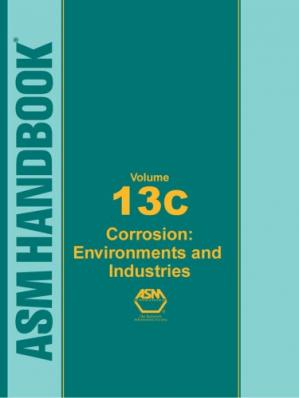 Sampul buku ASM Handbook: Corrosion: Environments and Industries