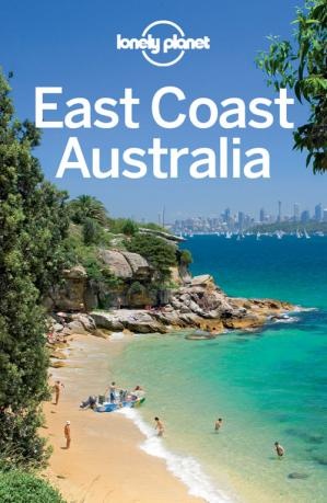 Book cover Lonely Planet East Coast Australia