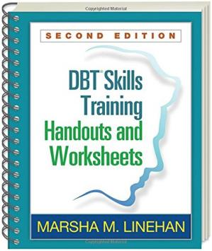 Book cover DBT® Skills Training Handouts and Worksheets, Second Edition