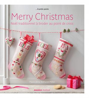 Book cover MERRY CHRISTMAS (A PETITS POINTS) (French Edition)