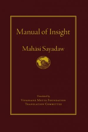 Book cover Manual of Insight