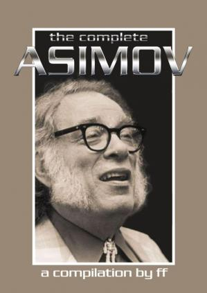 书籍封面 The Complete Asimov