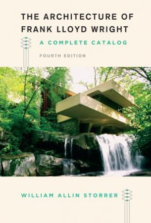 Sampul buku The Architecture of Frank Lloyd Wright: A Complete Catalog, 4th Edition