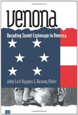 غلاف الكتاب Venona: Decoding Soviet Espionage in America
