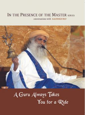 Book cover A Guru Always Takes You for a Ride