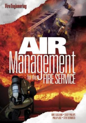 Copertina Air Management for the Fire Service