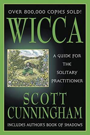 Book cover Wicca A Guide for the Solitary Practitioner