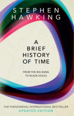 表紙 A Brief History of Time: From Big Bang to Black Holes