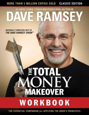 Book cover The Total Money Makeover Workbook: Classic Edition: The Essential Companion for Applying the Book's Principles