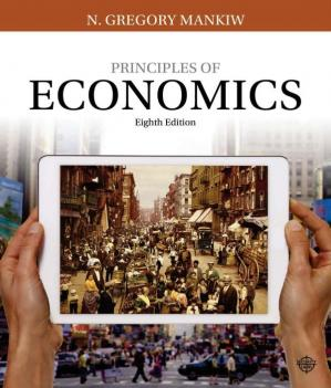 غلاف الكتاب Principles of Economics