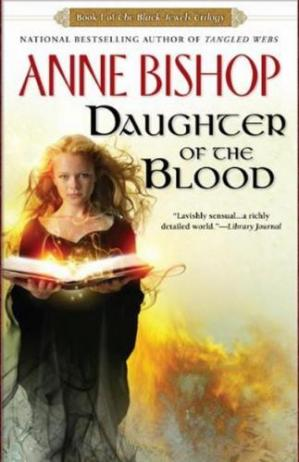 Copertina Daughter of The Blood