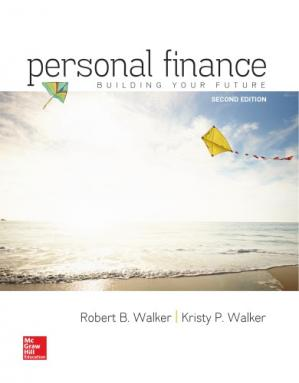 Book cover Personal Finance: Building Your Future