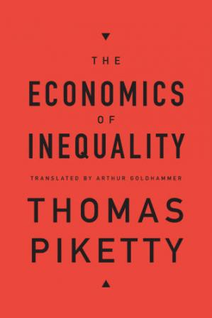 Book cover The Economics of Inequality