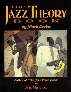 Book cover The jazz theory book