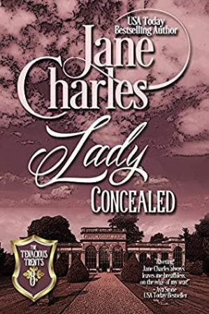 Book cover Lady Concealed