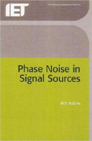 Book cover Phase Noise in Signal Sources
