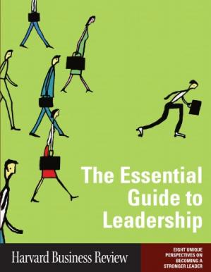 غلاف الكتاب Harvard Business Review: The Essential Guide to Leadership