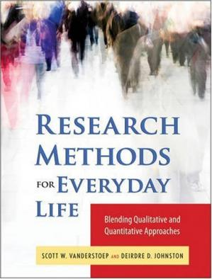 Book cover Research Methods for Everyday Life: Blending Qualitative and Quantitative Approaches (Research Methods for the Social Sciences)