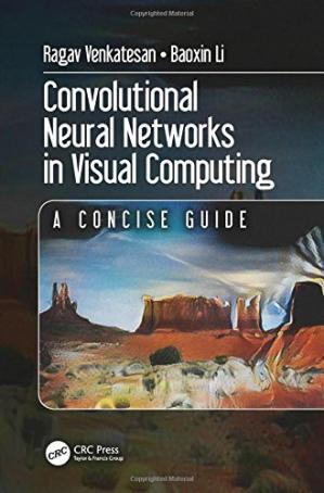 Book cover Convolutional Neural Networks in Visual Computing: A Concise Guide