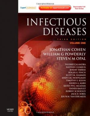 Book cover Infectious Diseases: Expert Consult 2 Volume Set, Third Edition volume Vol 1-2
