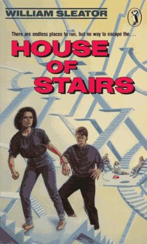 Book cover House of Stairs