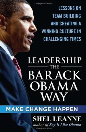 Copertina Leadership the Barack Obama Way: Lessons on Teambuilding and Creating a Winning Culture in Challenging Times