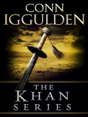 Sampul buku The Khan Series 5-Book Bundle: Genghis: Birth of an Empire, Genghis: Bones of the Hills, Genghis: Lords of the Bow, Khan: Empire of Silver, Conqueror
