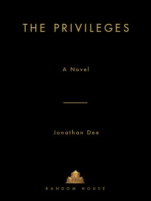 Book cover The Privileges
