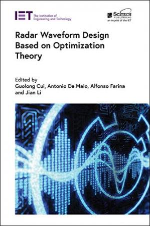 Εξώφυλλο βιβλίου Radar Waveform Design Based on Optimization Theory