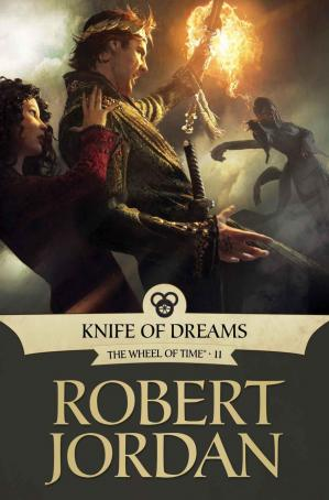 Portada del libro Knife of Dreams