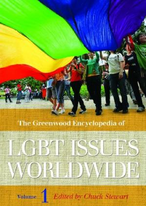 Book cover The Greenwood Encyclopedia of LGBT Issues Worldwide  3 volumes