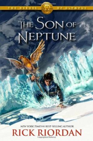 Book cover The Son of Neptune