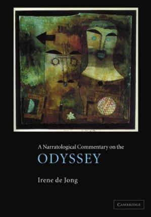 Book cover A Narratological Commentary on the Odyssey