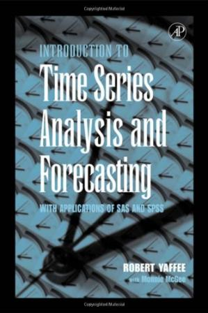 Copertina An Introduction to Time Series Analysis and Forecasting: With Applications of SAS® and SPSS®