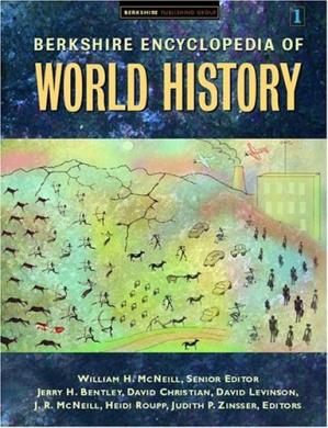 Book cover Berkshire Encyclopedia Of World History