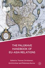 Обложка книги The Palgrave Handbook of EU-Asia Relations
